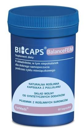 ForMeds BiCaps BalanceFEM 60 kapsułek