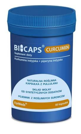 ForMeds BiCaps Curcumin Extract 400 mg 60 kapsułek