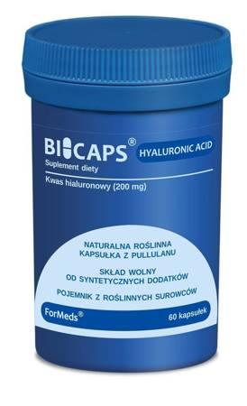 ForMeds BiCaps Hyaluronic Acid 200 mg 60 kapsułek