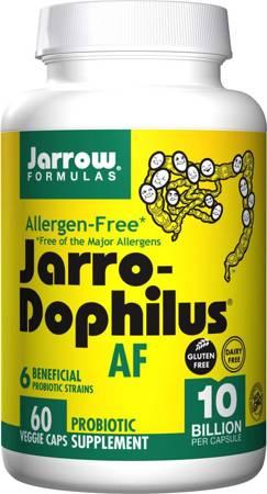 Jarrow Formulas Jarro-Dophilus Allergen-Free 10 Billion 60 kapsułek
