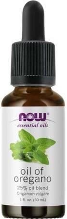 Now Foods Olej z Oregano 30 ml olejek eteryczny