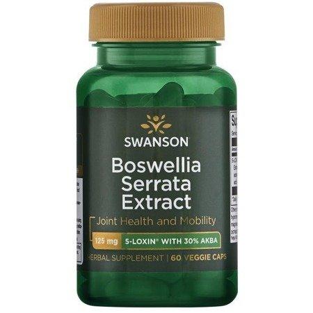 Swanson 5-Loxin Boswellia Serrata Extract 60 kapsułek