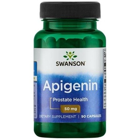 Swanson Apigenin 50 mg 90 kapsułek