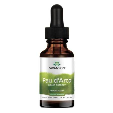 Swanson Pau d'Arco Extract 29,6 ml krople