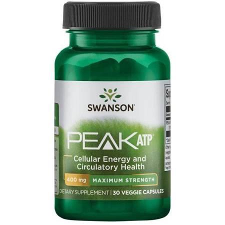 Swanson Peak ATP 400 mg 30 kapsułek