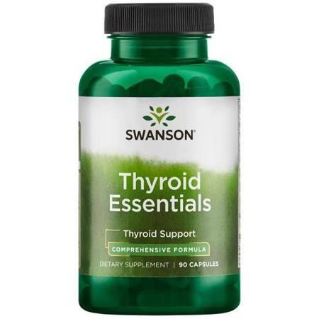 Swanson Thyroid Essentials 90 kapsułek